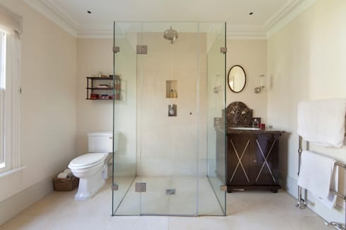 Justin Van Breda - Master Bathroom:  Bathroom by Justin Van Breda