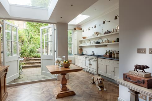 Justin Van Breda - Kitchen:  Kitchen by Justin Van Breda