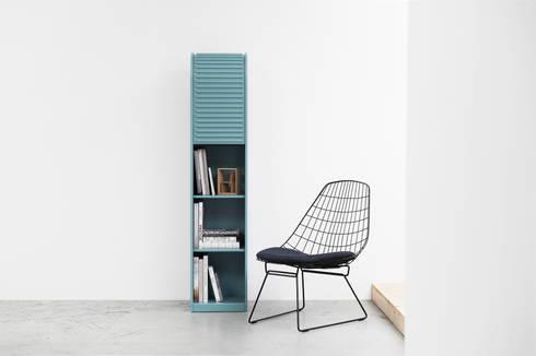 A'DAMMER: minimalistische Studeerkamer/kantoor door Pastoe