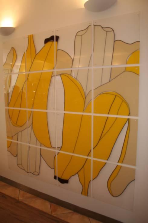 vers fruit:  Kunst  door binnenruimte