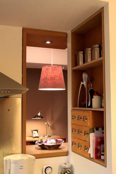 maison p01 par 3b architecture homify. Black Bedroom Furniture Sets. Home Design Ideas