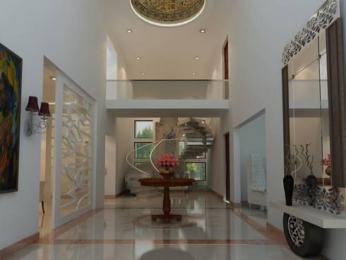 Residence At Malibou Gurgoan:   by SS Design Group