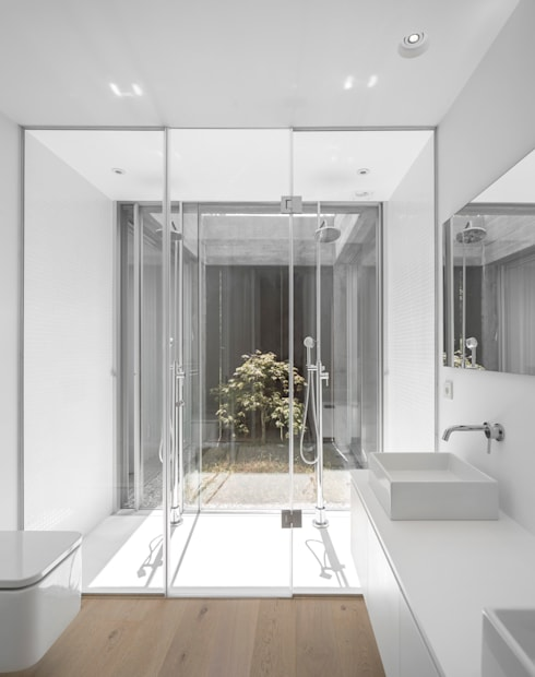 Casas de banho modernas por spaceworkers®