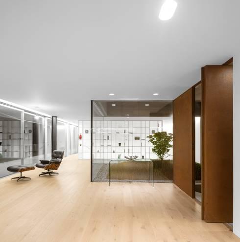 moderne Wohnzimmer von spaceworkers®