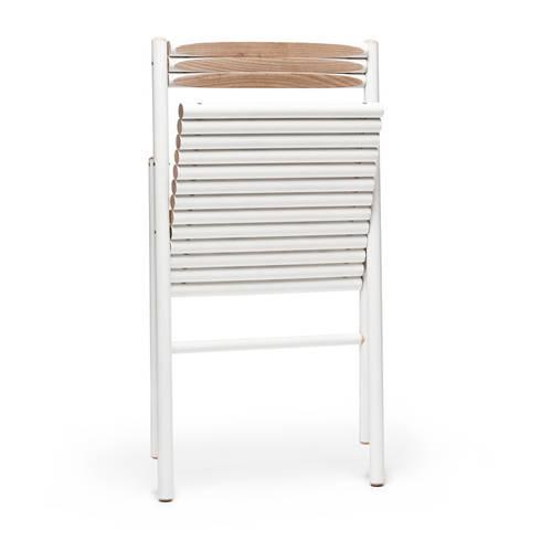 STEEL chair: moderne Eetkamer door Reinier de Jong Design