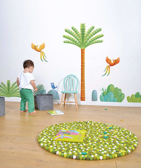 Nursery/kid's room تنفيذ Lilipinso