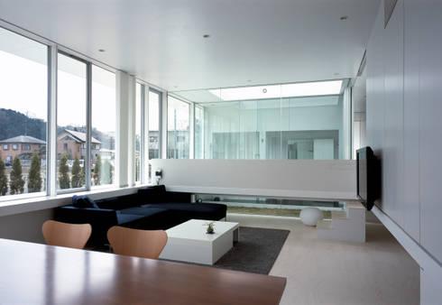 鹿沼の住宅: 後藤武建築設計事務所が手掛けたです。