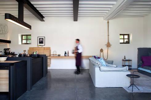 Keuken:  Hotels door Studio Roderick Vos