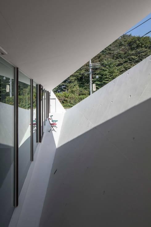 後藤武建築設計事務所의  벽