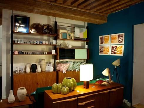 l il vintage galerie par l 39 oeil vintage homify. Black Bedroom Furniture Sets. Home Design Ideas