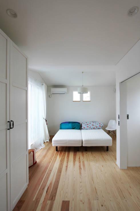 FCD의  침실