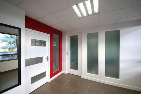 Cabinet de kinésithérapeute par interieur design tahiti homify