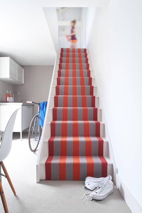 Fitzroy Bright:  Corridor & hallway by Roger Oates Design