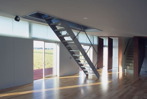 新潟の住宅: Future-scape Architectsが手掛けたです。