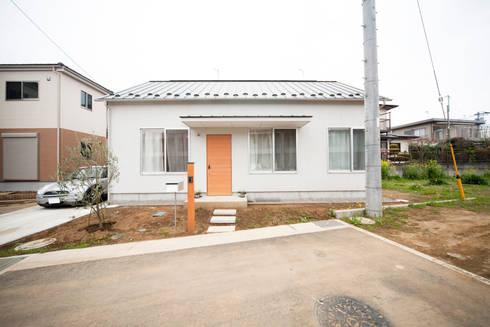 秦野ハウス Hadano House: straight design labが手掛けた家です。