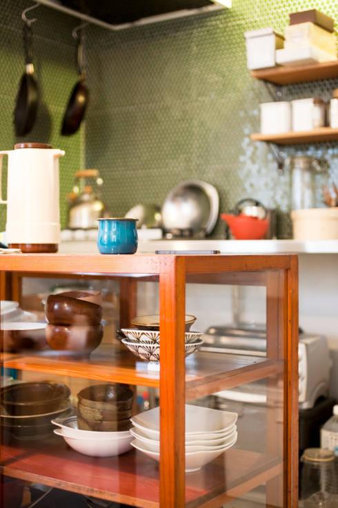 scandinavian Kitchen by straight design lab