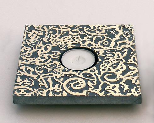 Teelichthalter von oggi-beton | homify