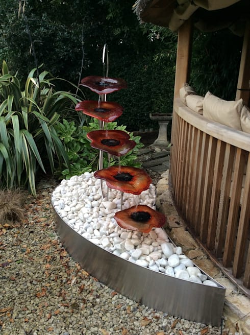 Transforming outdoor spaces:  Garden  by carrie anne funnell