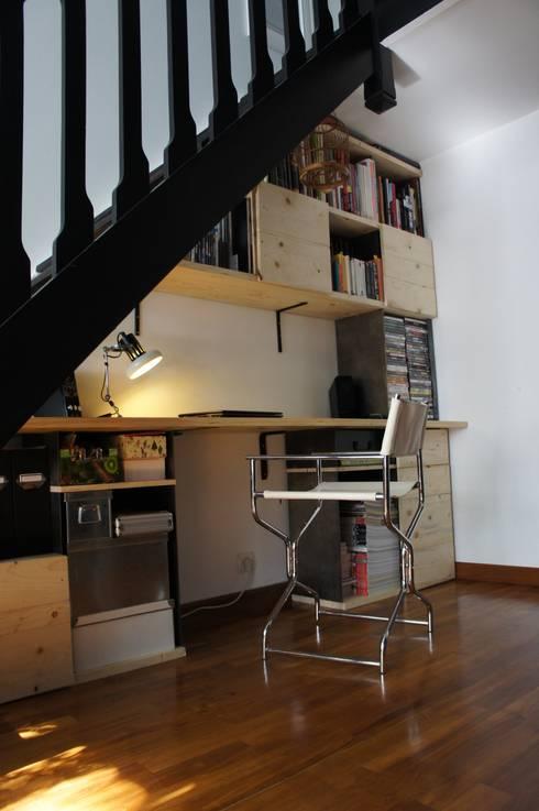 Casas de estilo  por ETNO Architecture