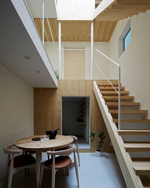 小金井の家: 石井秀樹建築設計事務所が手掛けたです。