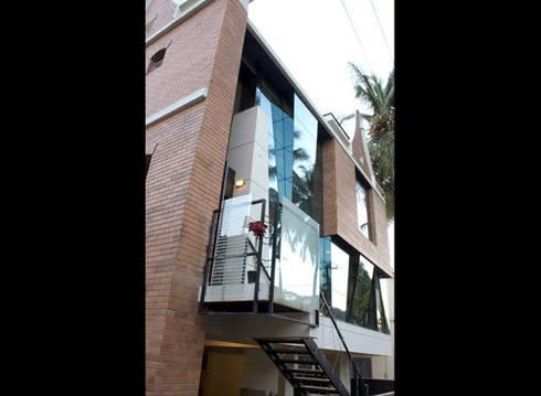 Kembhavi Architecture Foundation Bangalore:   by Kembhavi Architecture Foundation