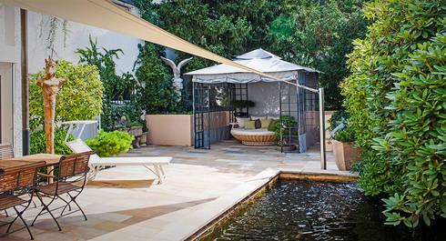 caravita pavillon toscana von home light homify. Black Bedroom Furniture Sets. Home Design Ideas