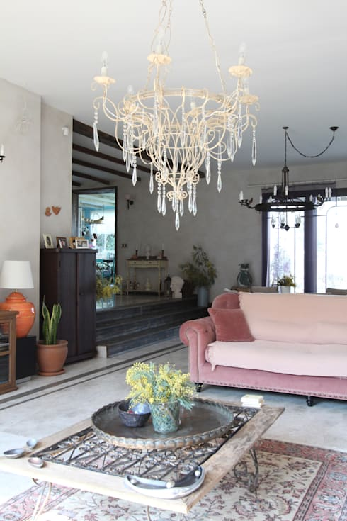 Illuminating Ideas For The Perfect Living Room Ambience