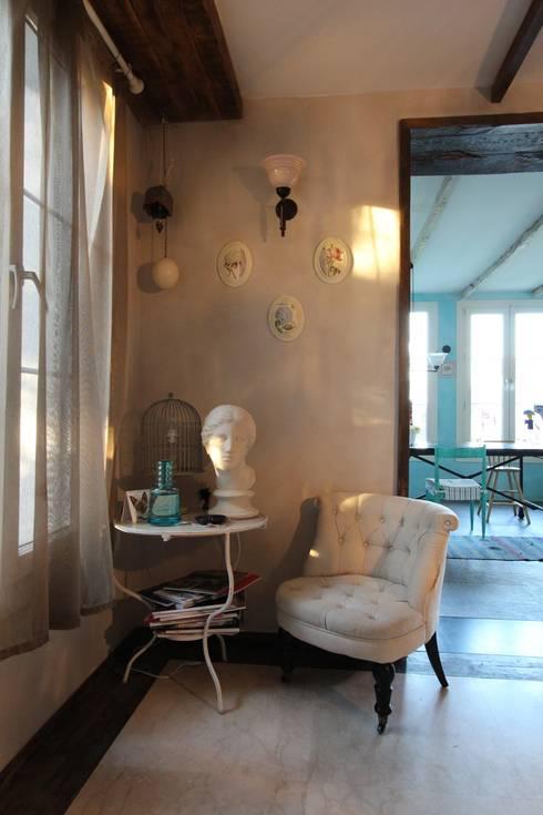 Orkun İndere Interiors:  tarz Oturma Odası