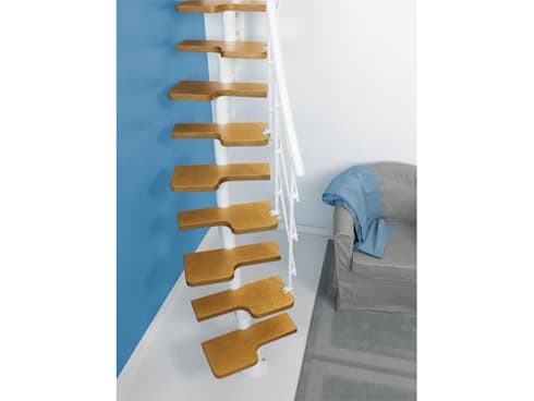 Magia 30: modern Corridor, hallway & stairs by Fontanot