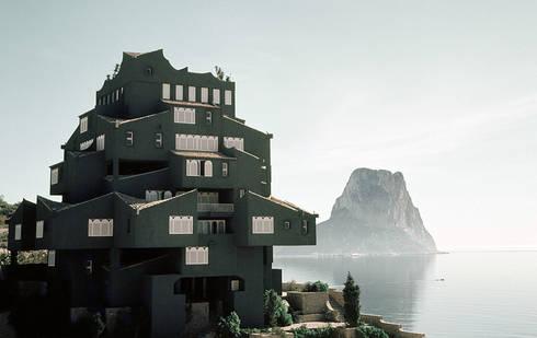 Xanadú:  de estilo  de Ricardo Bofill Taller de Arquitectura