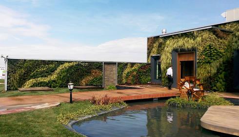 Sancaktepe:  Garden  by Eksen Peyzaj