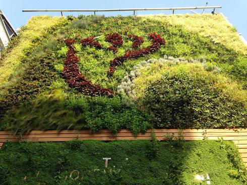 Gungoren Kultur Merkezi:  Garden  by Eksen Peyzaj