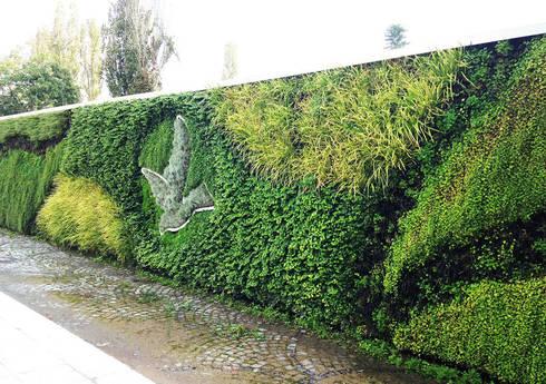 BOMONTI:  Garden  by Eksen Peyzaj