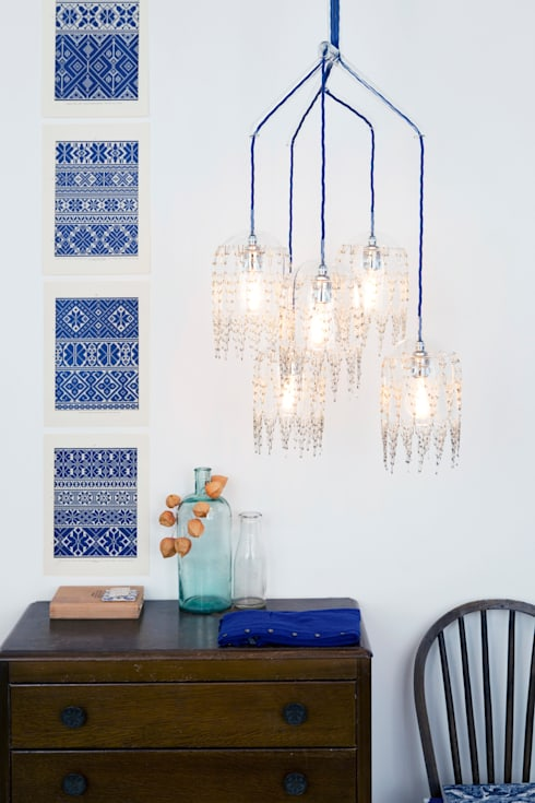 FIBULA LUX Collection:  Living room by Sarah Colson