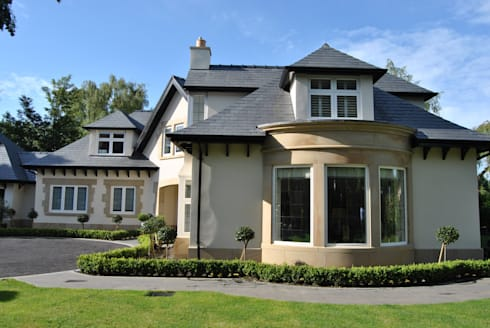 The Boundary, Bowdon:   by Tsiantar Architects Limited