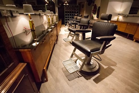 Genco Male Grooming Richmond:   by  Breaad