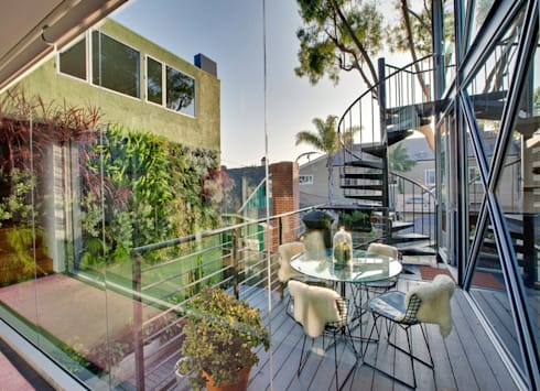 Boiler Residence:   by Woolly Pocket