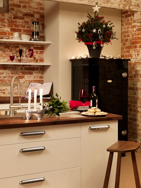 moderne Keuken door John Lewis of Hungerford
