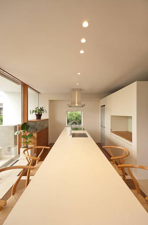 石神井の家 Pioggia e Sole: スタジオ・アーキファームが手掛けた家です。