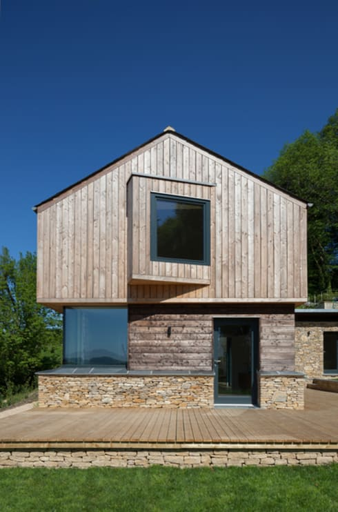 The Larch House:   by Millar+Howard Workshop