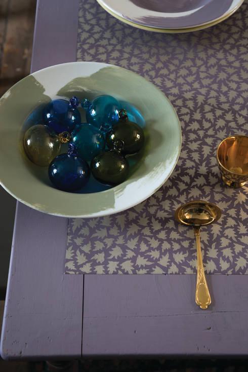 Dining room تنفيذ Farrow & Ball