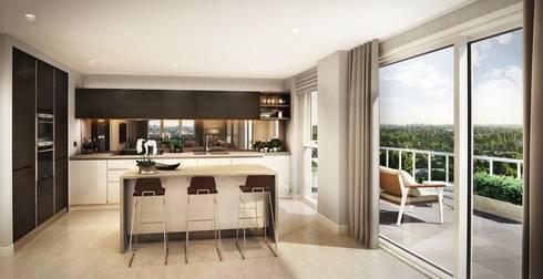 Kitchen:   by CGI Design Ltd
