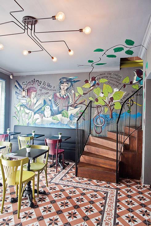 Gamze Yalçın Studio – Dut Cafe :  tarz Dükkânlar