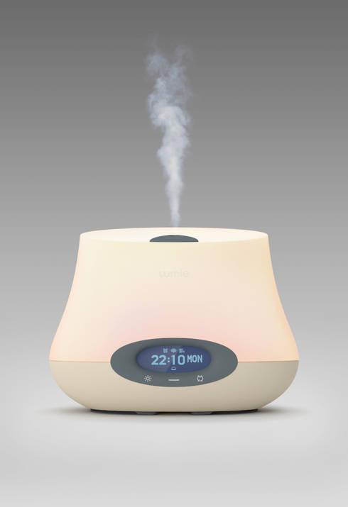 Lichttherapie ergänzt durch Aromatherapie:   von Lumie - Wohlbefinden durch Lichttherapie