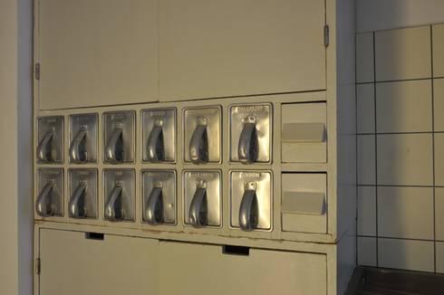 frankfurter k che de werkbundarchiv museum der dinge homify. Black Bedroom Furniture Sets. Home Design Ideas