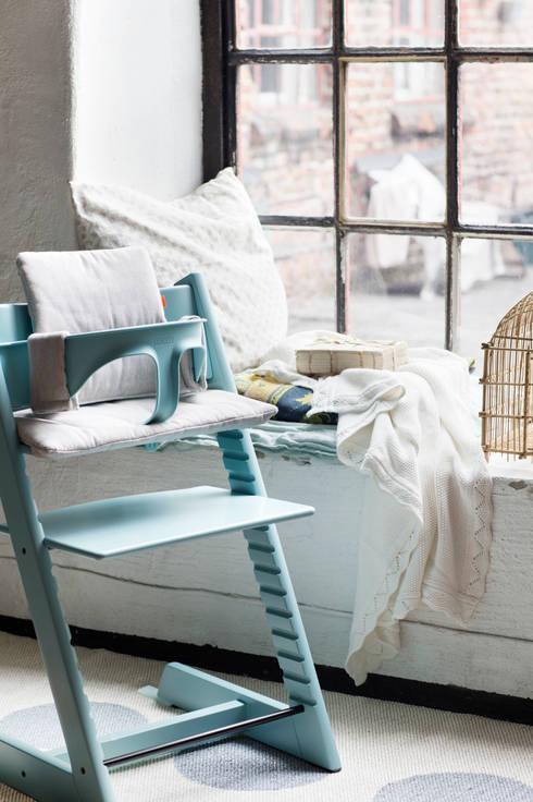 Aqua Blue:  Kinderzimmer von Stokke GmbH