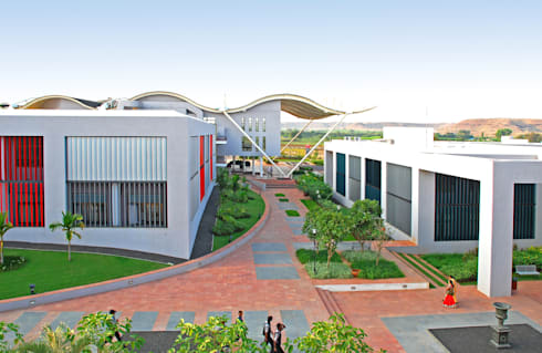 MUMBAI EDUCATIONAL TRUST (MET) BHUJBAL KNOWLEDGE CITY:   by ENVIRON PLANNERS
