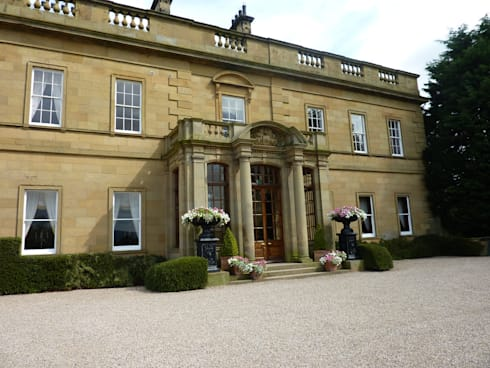 Rudby Hall Hotel:   by GW Architectural