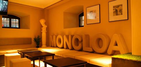 Bar Moncloa:  de estilo  de BLAKINTERIORISMO,S.L.