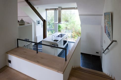 Woonhuis Van As: klasieke Keuken door Groeneweg Van der Meijden Architecten